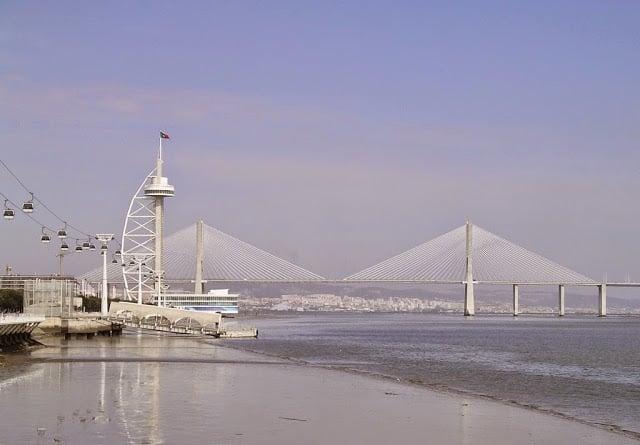 Información sobre el Puente Vasco da Gama