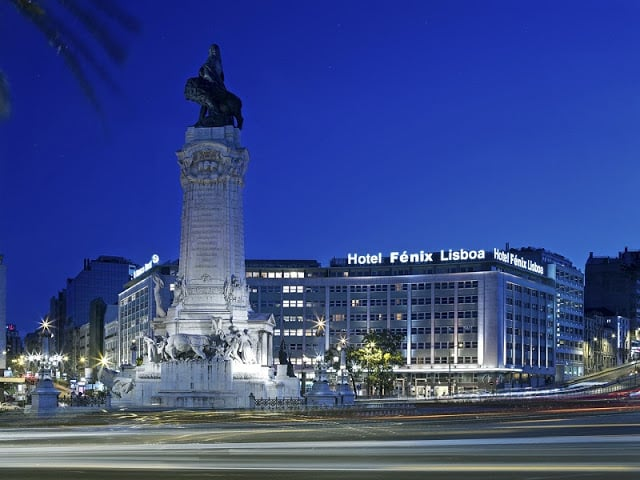 5 Hoteles para alojarse en Lisboa