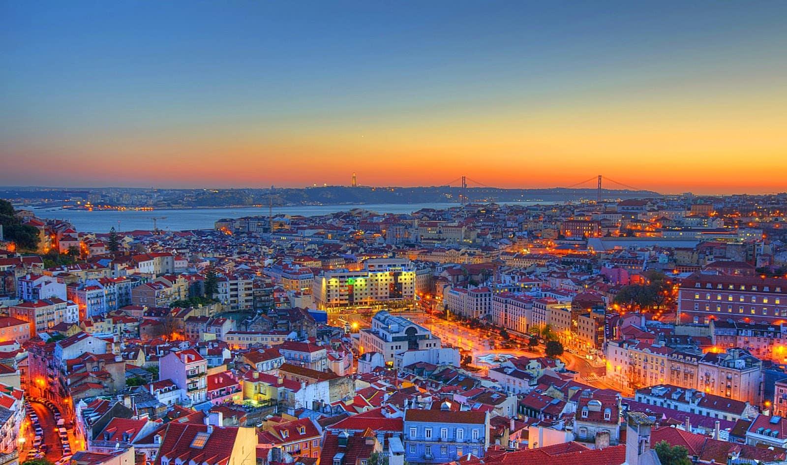 Mejores regiones para alojarse en Lisboa