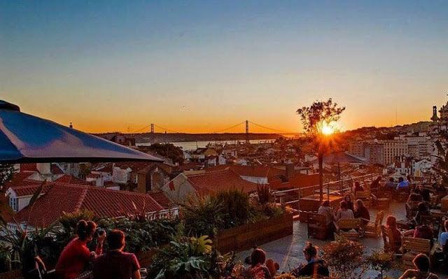 Clima y Temperaturas en Lisboa