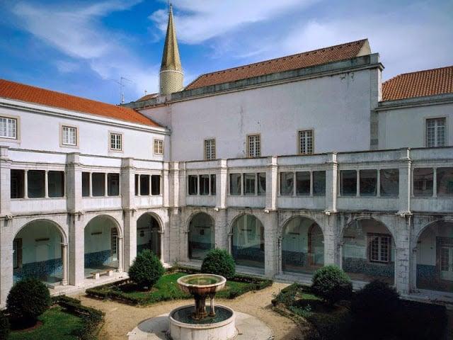 Museo Nacional del Azulejo en Lisboa