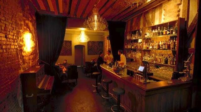 Bar Speakeasy en Lisboa