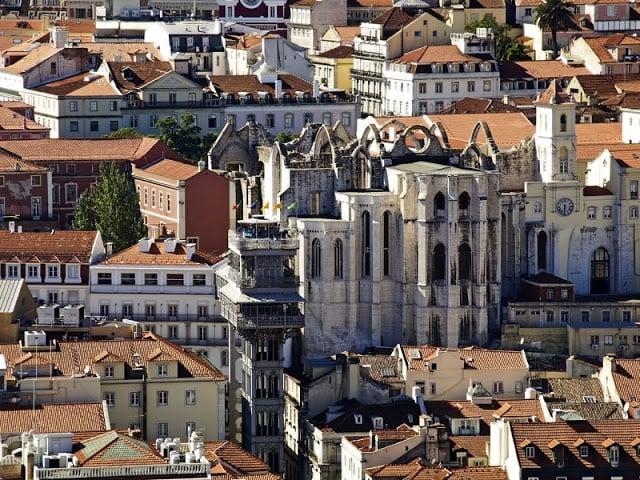 Historia del Convento do Carmo