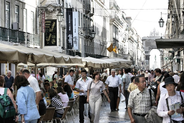 Como vestirse en Lisboa y Portugal