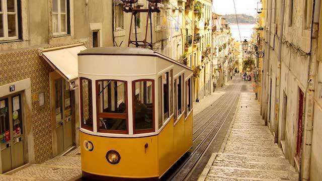 Itinerario de un dia en Lisboa