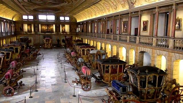 Museo Nacional del Carruaje en Lisboa