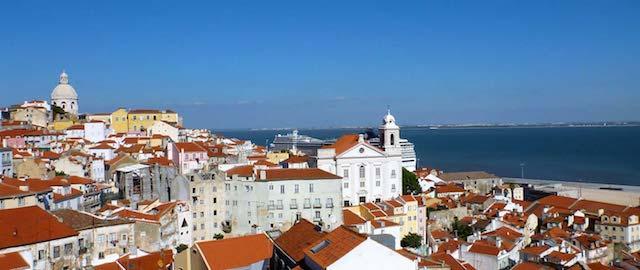 Sugerencias de hoteles en Alfama en Lisboa