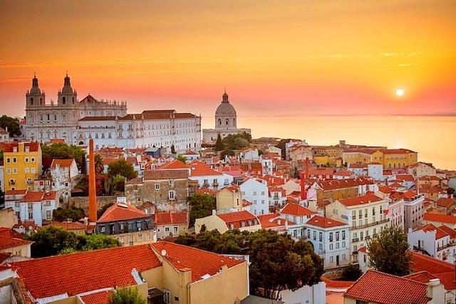 Itinerario de dos días en Lisboa