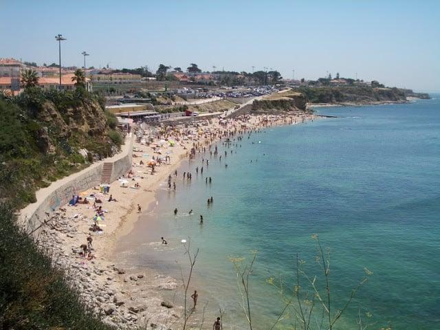 Praia de São Pedro do Estoril