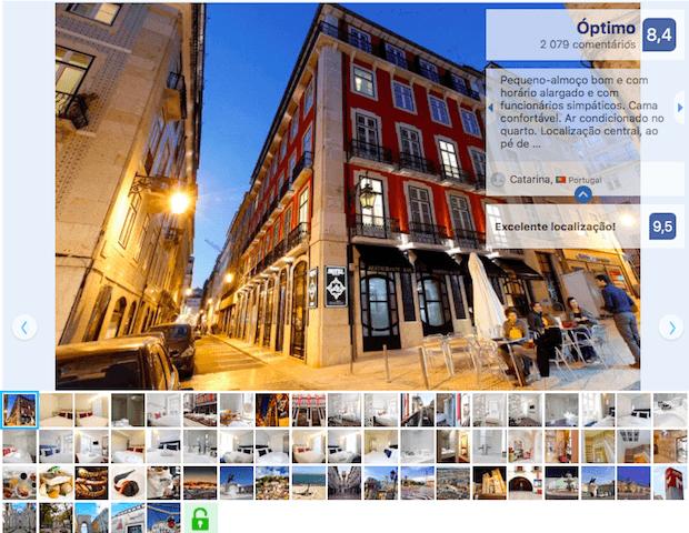 Hotel Lis en Lisboa