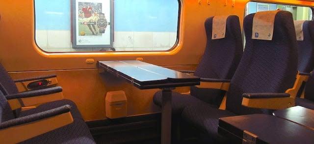 Viajar en tren en Portugal