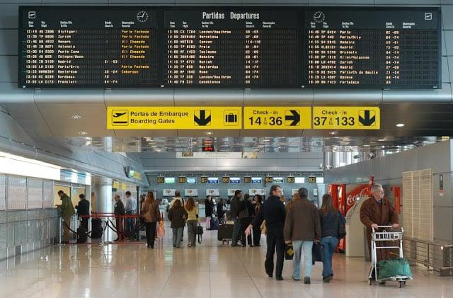 Devolución del impuesto en el Aeropuerto de Lisboa