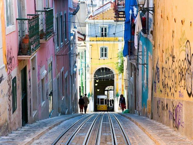 Bairro Alto y Cais do Sodré en Lisboa