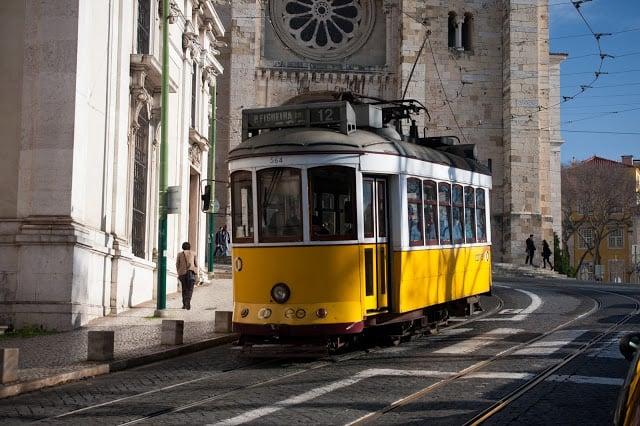 Cómo transportarse en Lisboa