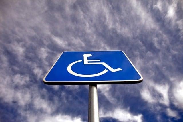 Discapacitados físicos en Lisboa