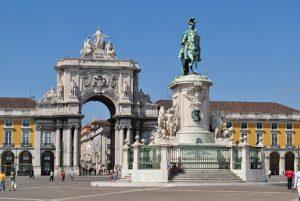 Que hacer en Lisboa - Praça do Comércio