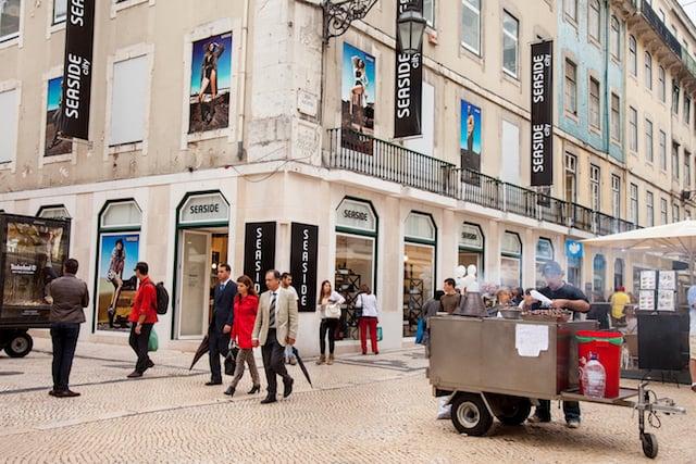 Dónde comprar ropa en Lisboa
