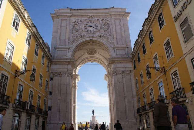 Dónde comprar relojes en Lisboa