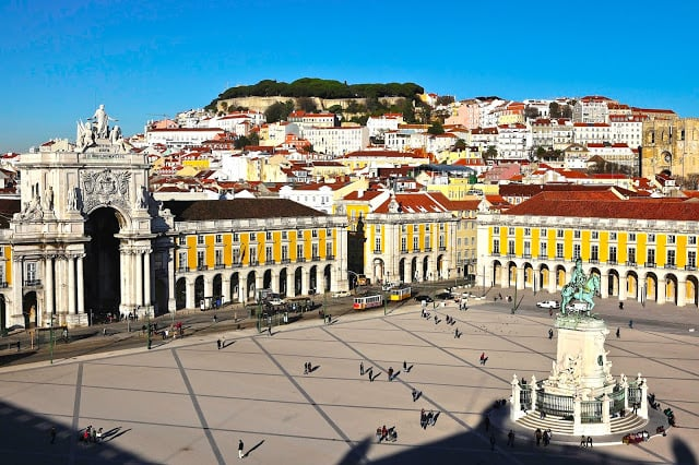 Región de Ribeira en Oporto