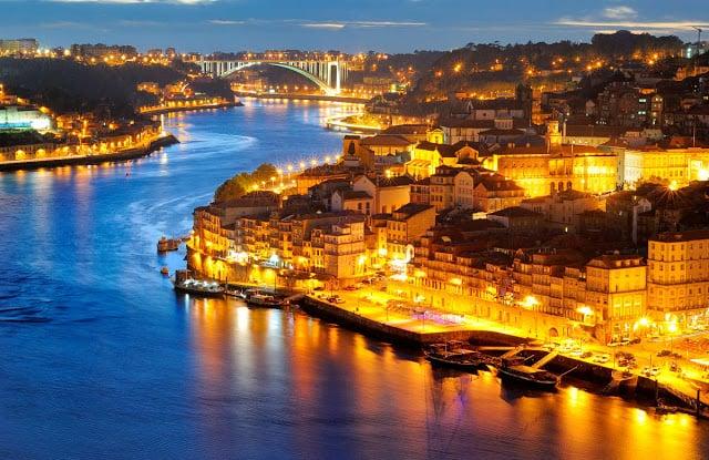 Itinerario de tres días en Oporto