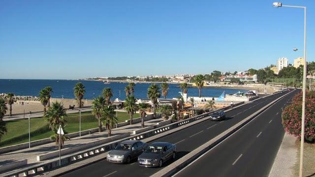 Carretera de Lisboa a Estoril