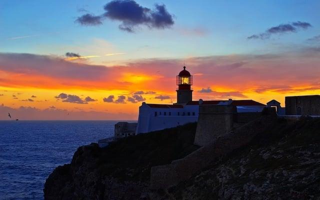 Ciudad Faro en Algarve