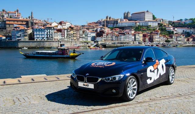 Alquiler de automóvil en Oporto