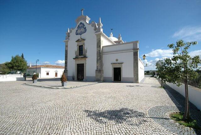 Iglesia São Lourenço de Almancil en Algarve