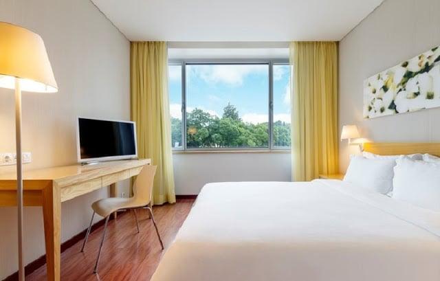 Hotel Fénix Garden en Lisboa - cuarto