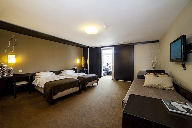 Hotel Expo Astoria en Lisboa - cuarto