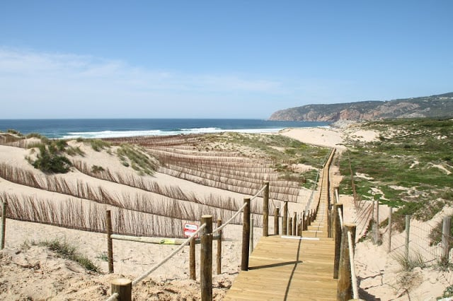 Playa do Guincho en Cascais