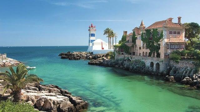 Ir y volver a Cascais desde Lisboa