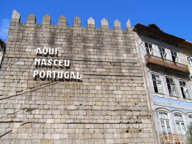 Qué hacer en Guimarães