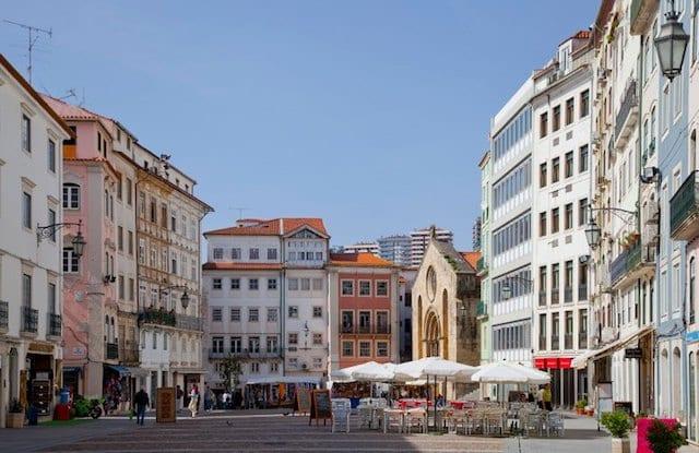 Alquilar un auto en Coimbra en Portugal: Ahorra mucho