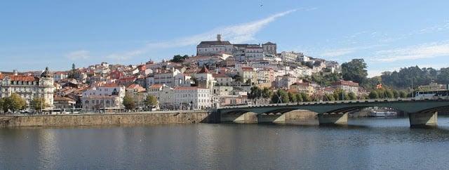 Puntos turísticos de Coimbra