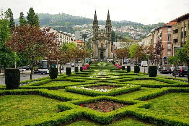 Itinerario de un día en Guimarães