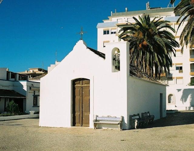 Armação da Pêra en Algarve