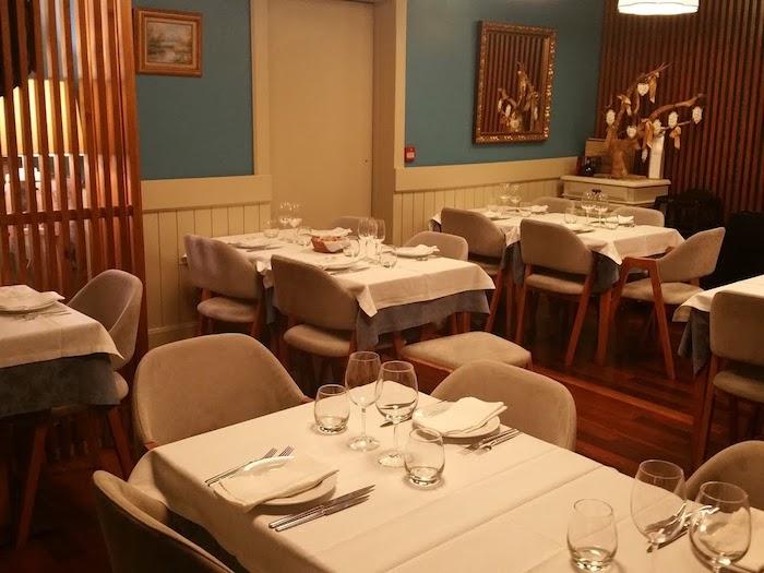 Restaurante Buxa en Guimarães