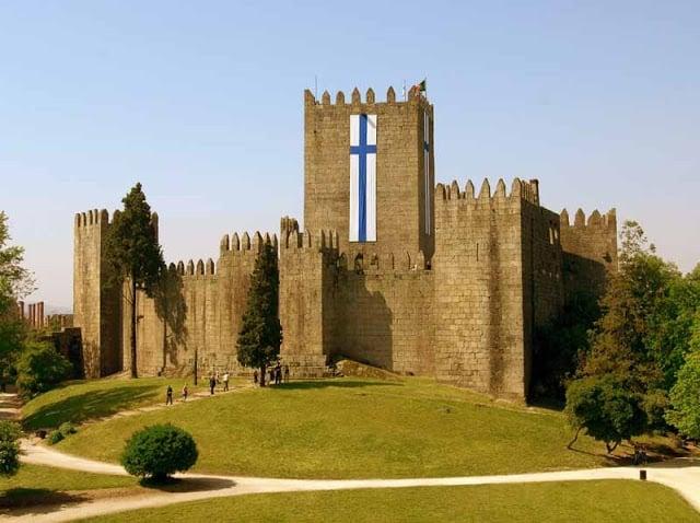 Puntos turísticos de Guimarães