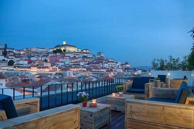 Mejores bares en Coimbra