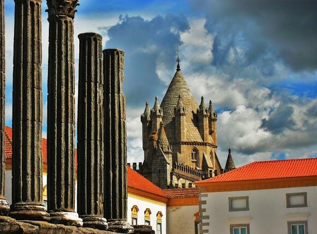 Puntos turísticos de Évora