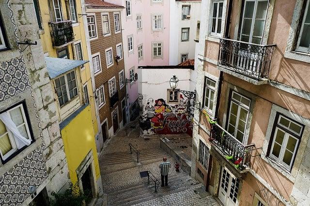 Barrio da Mouraria