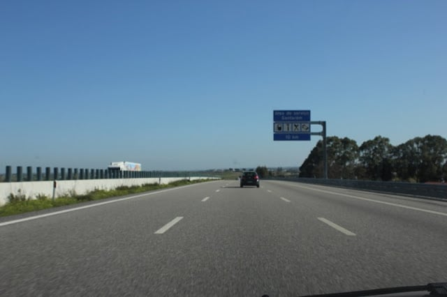 Itinerario en coche por Portugal