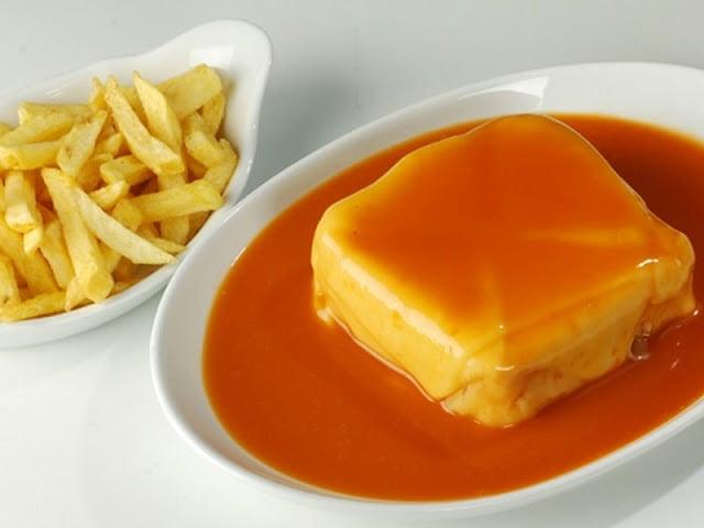 Dónde comer francesinhas en Oporto
