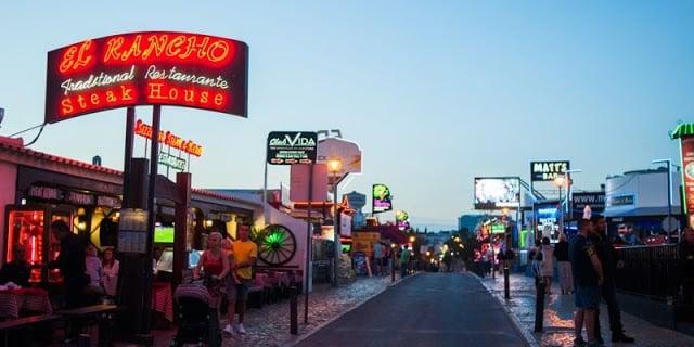 Mejores bares de Algarve