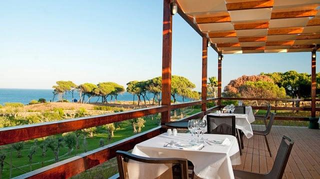 Mejores restaurantes de Algarve