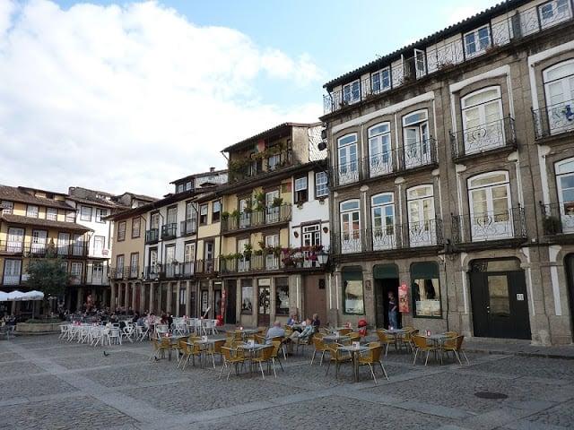 Mejores restaurantes en Guimarães