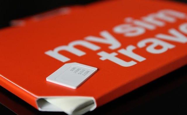 Usar el celular en España: Chip mysimtravel