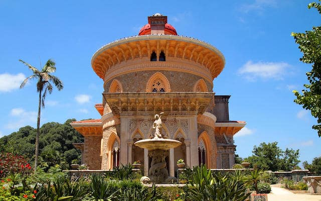 Palacio Monserrate en Sintra